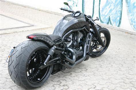harley davidson v rod custom black custom v rod