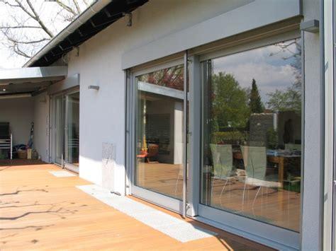 Filigranes Fenster Und Schiebetuersystem by Schiebet 252 Ren Nill Fensterbau