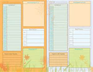 Printable Daily Planner Pages