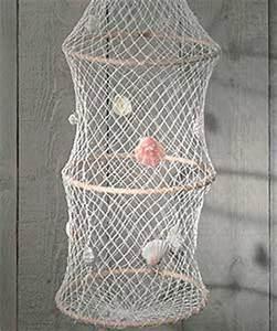 10 objets deco pour une ambiance bord de mer le filet de With salle de bain design avec filet de pêche décoratif
