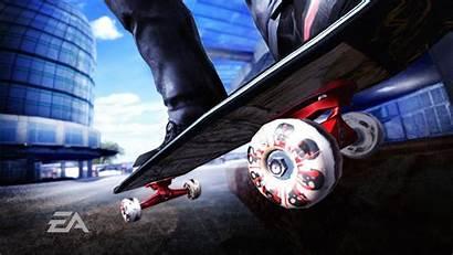 Skateboard Skate Wallpapers Games Grind Backgrounds Engine