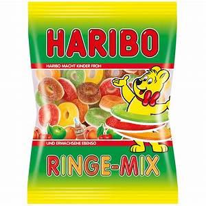 Sweets Online De : haribo ringe mix online kaufen im world of sweets shop ~ Markanthonyermac.com Haus und Dekorationen