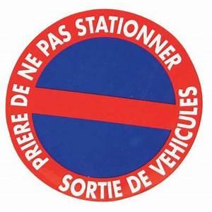 Panneau Interdit De Stationner : panneau stationnement interdit diam tre 195 achat ~ Dailycaller-alerts.com Idées de Décoration