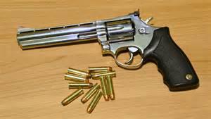 Taurus 357 Magnum Revolver