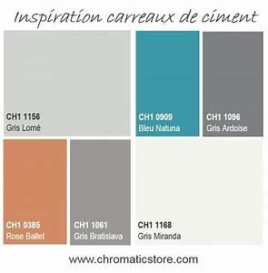 60 best images about chromatic gris neutres et colores With palette de couleur turquoise 14 nuancier peinture