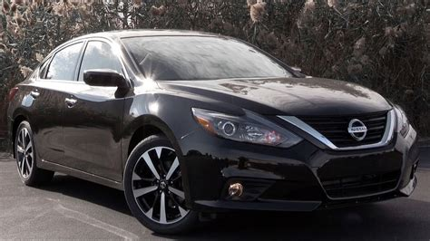 2018 Nissan Altima Review Youtube