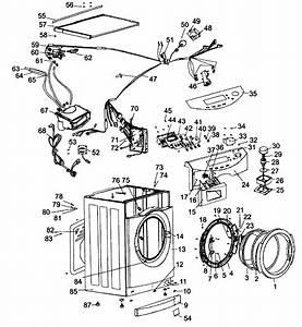 Haier Washer  Dryer Parts