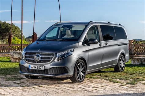 Review Mercedes V Class by New Mercedes V Class 2019 Review Pictures Auto Express