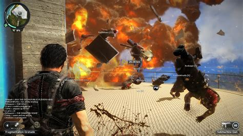 just in just cause 2 test tipps news release termin