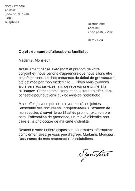 Modification De Situation Caf by Lettre Caf Changement De Situation Fresh Quot Et Caf Dans Ta