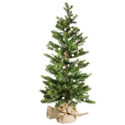 3 pre lit black spruce small christmas tree 2838044gw