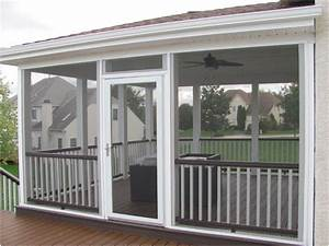 Screened deck designs and screened porch designs can for Porch designs and plans
