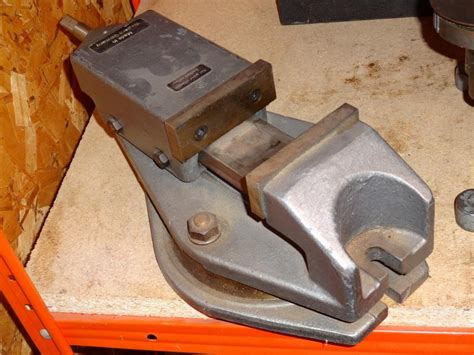 vise drill press milling machine vise