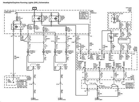 2009 Pontiac G6 Headlight Wiring Diagram by Pontiac G6 Wiring Diagram Wiring Diagram Database