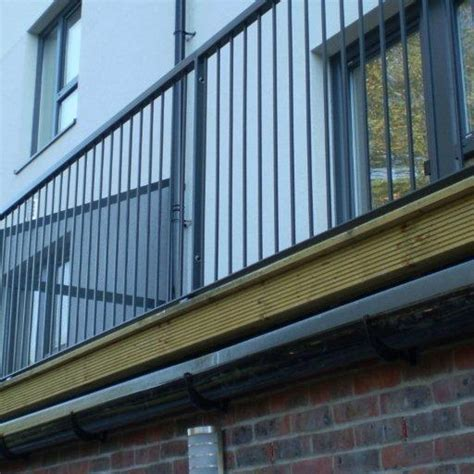 roof terrace railings titan forge
