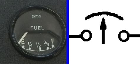 E-type Fuel, Temp, Oil, Ammeter Gauge Wiring Diagram