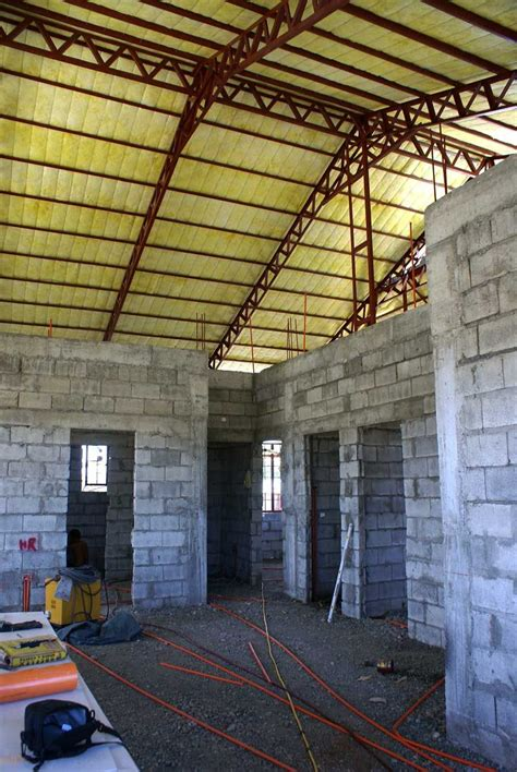 philippine house project roof  roofing