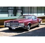 1969 Cadillac Eldorado Mpg Ratings