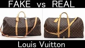 Louis Vuitton Bademantel : fake vs real louis vuitton monogram keepall bandouliere ~ A.2002-acura-tl-radio.info Haus und Dekorationen