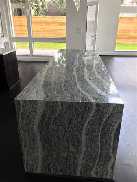fabrication and installation of granite countertops