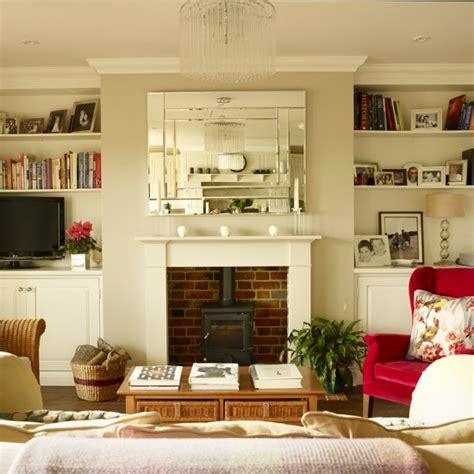 Living Room Ideas Uk by Living Room Alcove Shelving Shelving Ideas Housetohome