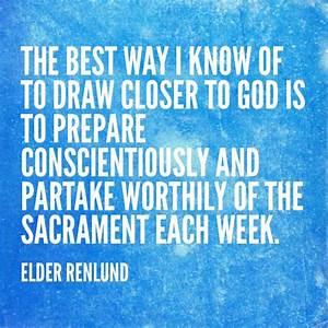 270 best images... Sacrament Quotes