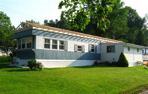 Mobile Home Roof Over  Bestofhousenet #15353