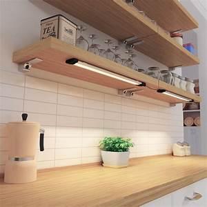 Ikea Beleuchtung Küche : led unterbauleuchte leiste k che wohnzimmer lampe netzteil beleuchtung aluminium ebay ~ Watch28wear.com Haus und Dekorationen