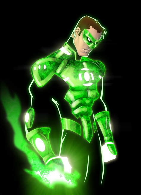 comics forever hal as green lantern pencils inks and