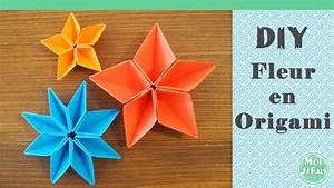 Fleur En Origami Facile : diy fleur origami facile la fleur de sakura youtube ~ Farleysfitness.com Idées de Décoration
