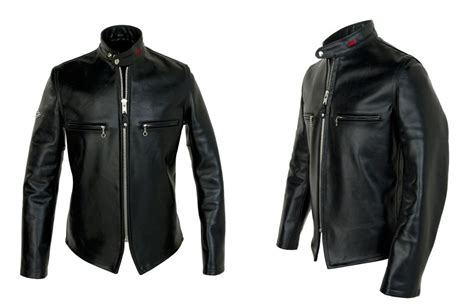 The Cm1 Leather Motorcycle Jacket By Confederate