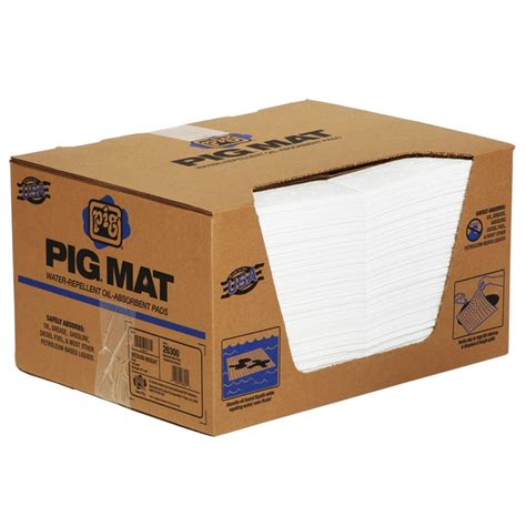 Pig Doormat by Pig Water Repellent Absorbent Medium Weight Mat Pad