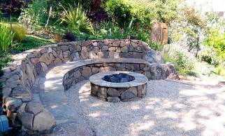 Hillside Patio with Fire Pit