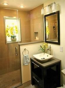 Design Bathroom Makeovers Zen Bathroom With Integrated Cabinetry Modern Bathroom