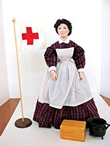 clara barton doll porcelain 18 quot founder of the 758 | 4150uCG5yKL. SY300 QL70