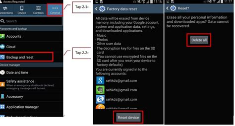 recover deleted data files  samsung galaxy