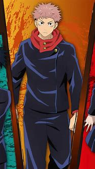 Characters from Jujutsu Kaisen Anime Wallpaper 4k Ultra HD ...