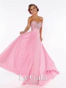 mon cheri le gala 116566 empire waist prom dress With gala wedding dress