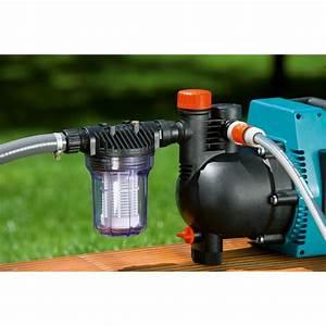 Gardena Pumpe 3000 4 : gardena pumpen vorfilter 3000 l h wasserdurchlass 1731 20 ~ Lizthompson.info Haus und Dekorationen