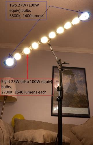 diy photography lighting how to build a sweet and simple cfl light diy