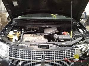 2008 Lincoln Mkx Automatic Transmission Awd