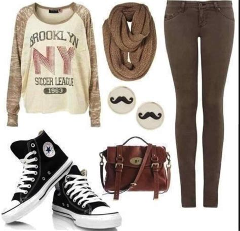 Pin cute vintage outfits for school by kjs fu on outfit looks pinterest college fashion fall ...