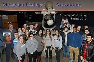 Moravian College Astronomy Classes