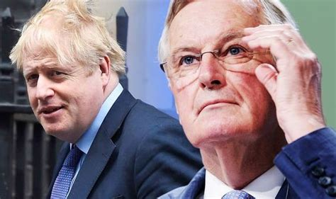 Brexit news: Barnier scraps red lines admitting this week ...