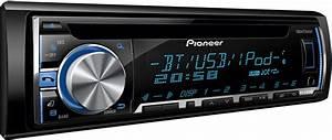 Usb Radio Auto : pioneer deh x5600bt cd tuner mit bluetooth schwarz amazon ~ Kayakingforconservation.com Haus und Dekorationen