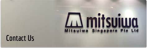 Mitsuiwa Singapore Pte Ltd