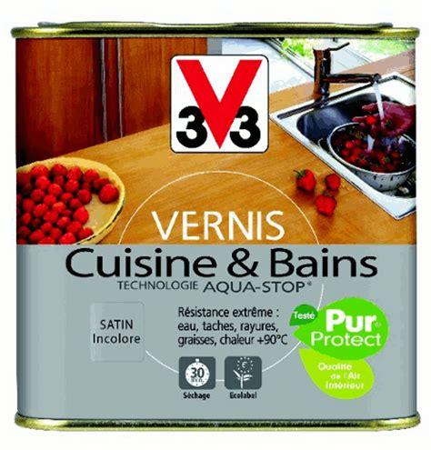 vernis cuisine vernis écologique v33 cuisne et bains entretien et traitement bois écologique avec vernis