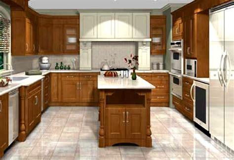 kitchen interior design software تصاميم مطابخ ثلاثي الأبعاد أنيقة المرسال