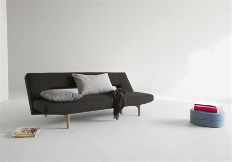 contemporary sleeper sofa bed contemporary dark brown or grey fabric sofa bed with wood