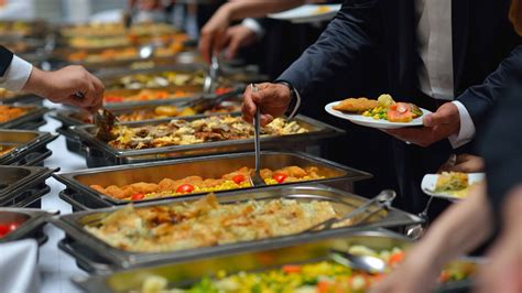 chef de cuisine catering services buffet